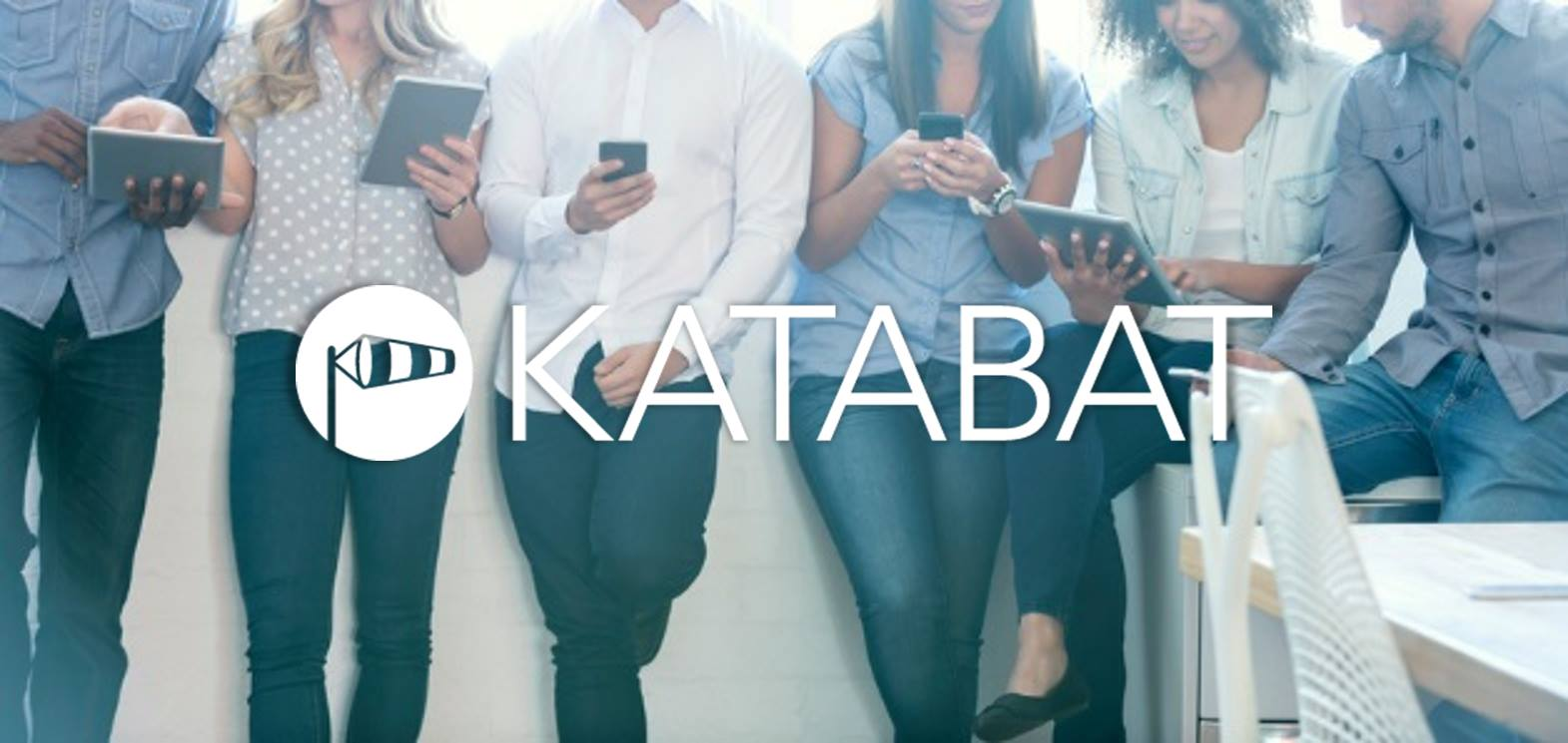 Katabat Logo and Devices