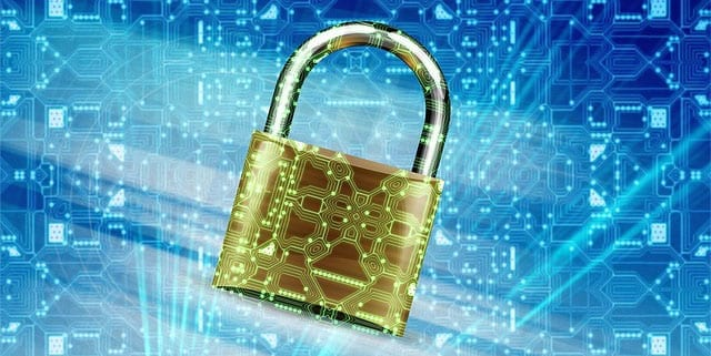 Padlock Data Security