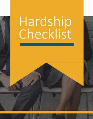 Hardship Checklist