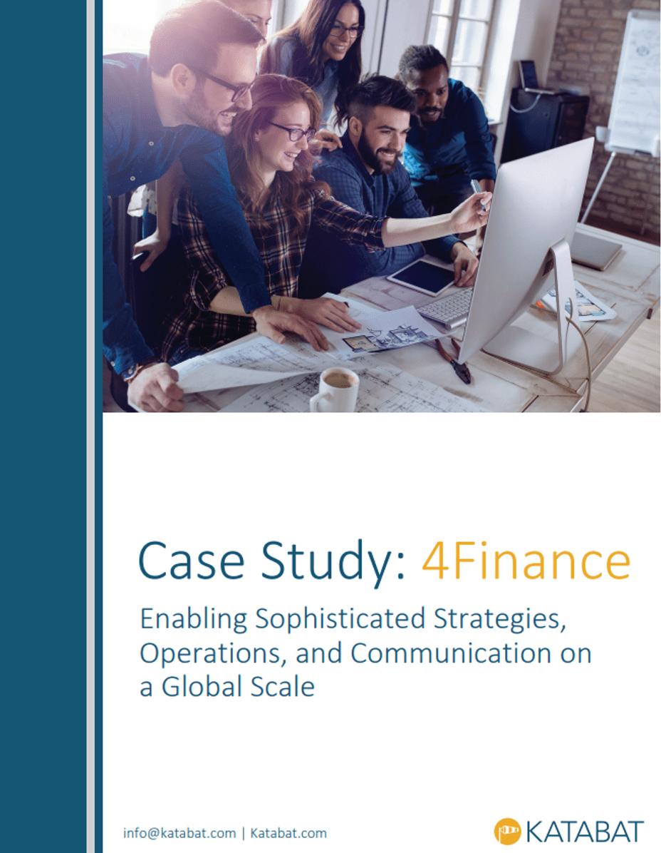 Katabat 4Finance Case Study
