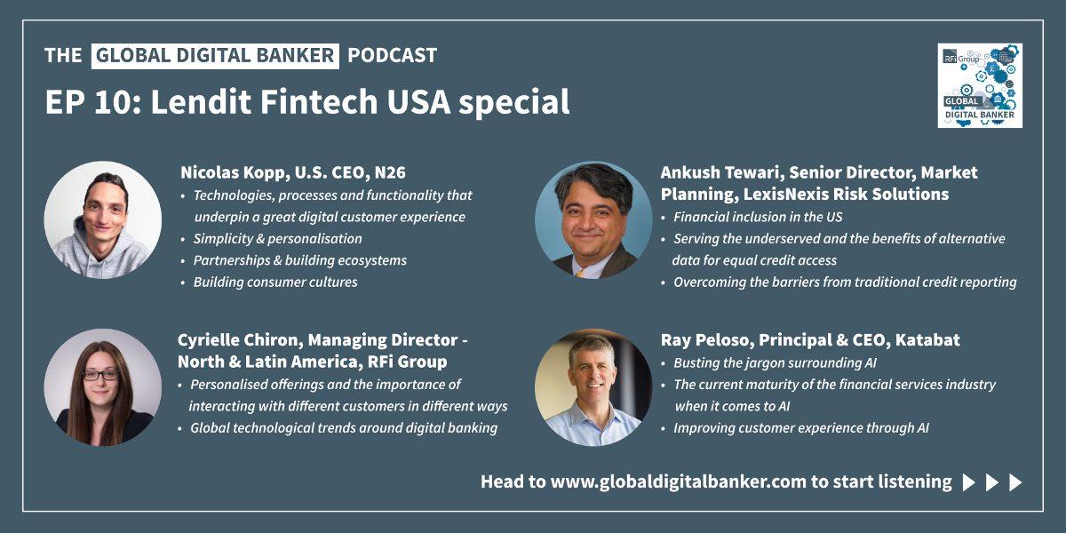 Global Digital Banker