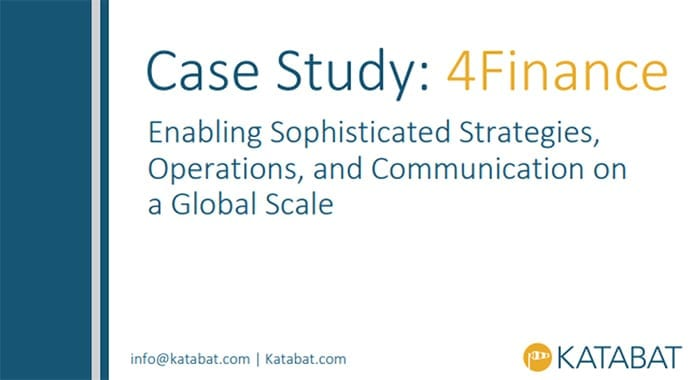4Finance Case Study Katabat