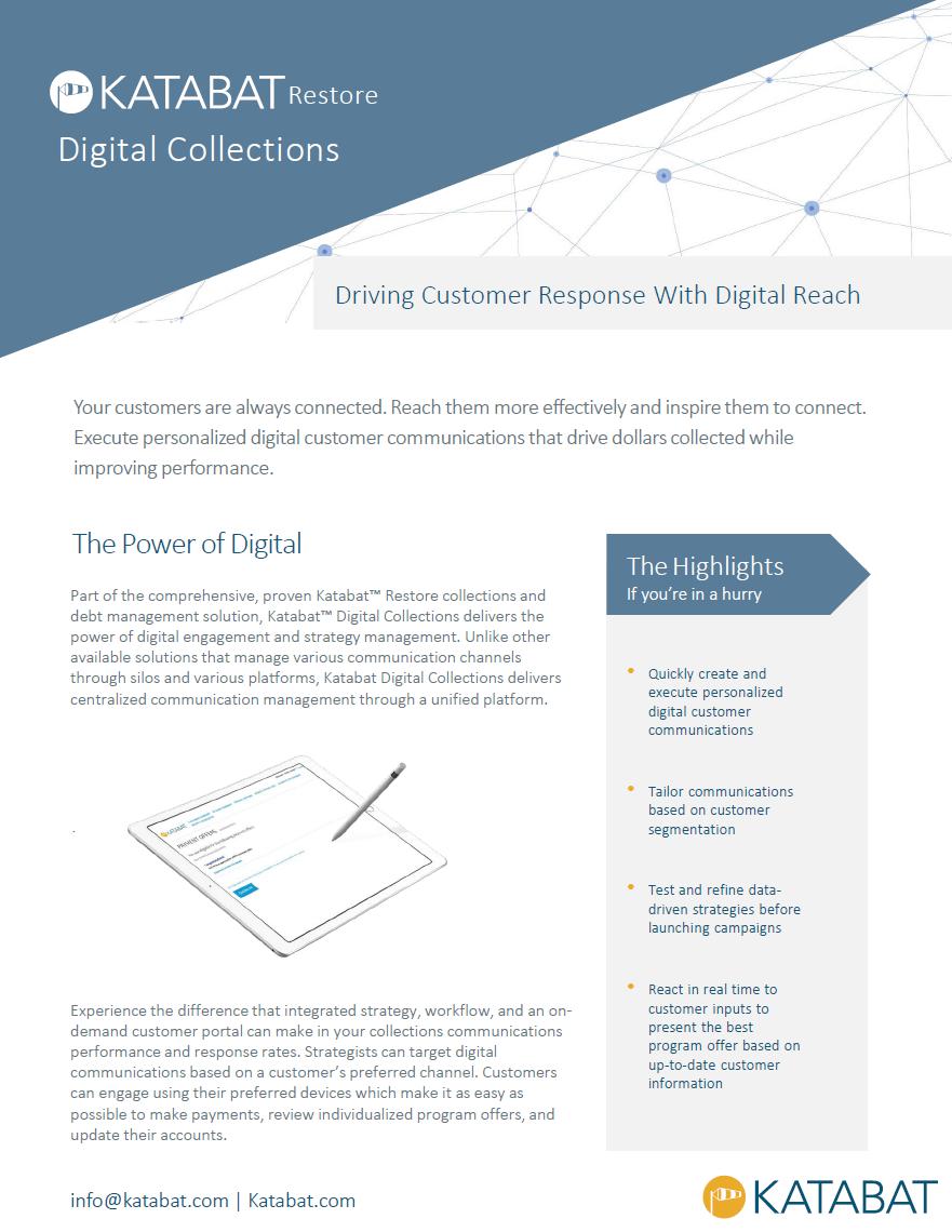 The Power of Digital Katabat Graphic